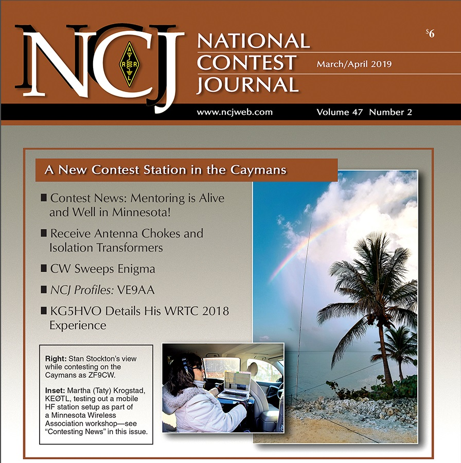 National Contest Journal